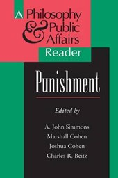 Punishment - A Philosophy and Public Affairs Reader