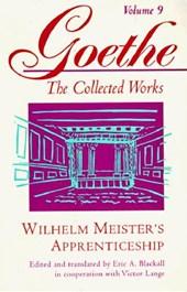 Goethe, Volume 9 - Wilhelm Meister`s Apprenticeship