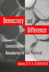 Democracy and Difference - Contesting the Boundaries of the Political