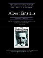 The Collected Papers of Albert Einstein, Volume 7 - The Berlin Years - Writings, 1918-1921