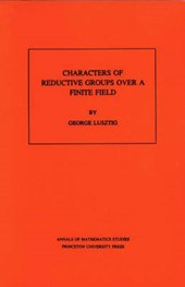 Characters of Reductive Groups over a Finite Field. (AM-107), Volume