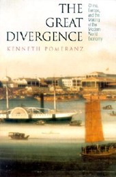 Great Divergence | Kenneth Pomeranz |