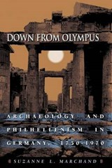 Down from Olympus | Suzanne L. Marchand |