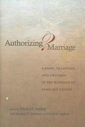 Authorizing Marriage?