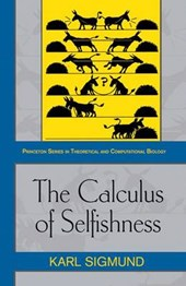 The Calculus of Selfishness | Karl Sigmund |