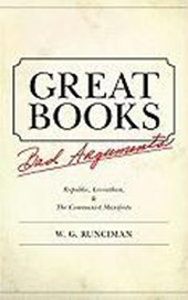 Great Books, Bad Arguments - Republic, Leviathan, and The Communist Manifesto
