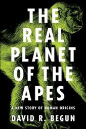 Real planet of the apes