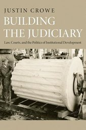 Building the Judiciary - Law, Courts, and the Politics of Institutional Development