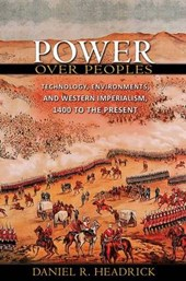 Power Over Peoples | Daniel R. Headrick |