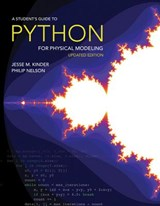 A Student's Guide to Python for Physical Modeling | Jesse Kinder |