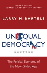 Unequal Democracy | Larry M. Bartels |