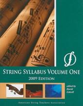 String Syllabus