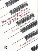 Harmonization at the Piano | Arthur Frackenpohl |