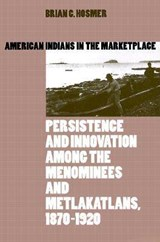 American Indians in the Marketplace | Brian C. Hosmer |