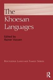The Khoesan Languages