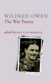 War Poems Of Wilfred Owen | Jon Stallworthy |