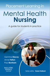 Placement Learning in Mental Health Nursing | Gemma Stacey |