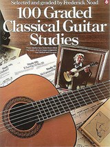 100 Graded Classical Guitar Studies | Frederick Noad |