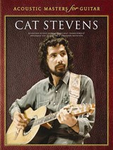 Acoustic Masters For Guitar | Cat Stevens |