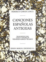 Canciones Espanolas Antiguas/ Old Spanish Songs | auteur onbekend |