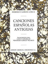 Canciones Espanolas Antiguas/ Old Spanish Songs
