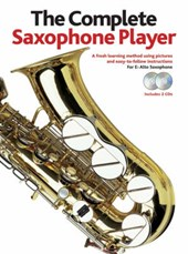 Complete Saxophone Player - 2006 Edition (Book/2CDs)