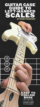 Guitar Case Guide to Left-handed Scales