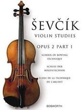 Sevcik Violin Studies Opus