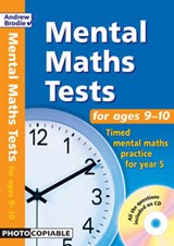 Mental Maths Tests for Ages 9-10 |  |