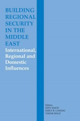 Building Regional Security in the Middle East | auteur onbekend |