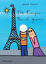 Finger travel game | Hervé Tullet |