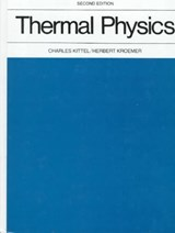 Thermal Physics | Charles Kittel & Herbert Kroemer |