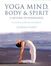 Yoga Mind Body & Spirit