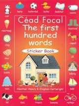 Cead Focal  Sticker Book | Stephen Cartwright |