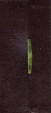 Classic Companion Bible-KJV-Snap Flap