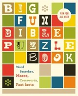 Big Fun Bible Puzzle Book | Thomas Nelson |