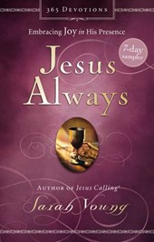 Jesus Always 7-Day Sampler | Sarah Young |