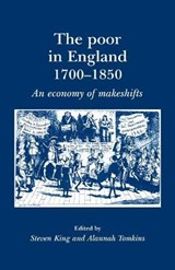 Poor in England 1700-1850 | Steven King |