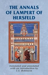The Annals of Lampert of Hersfeld | I. S. Robinson |