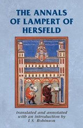 The Annals of Lampert of Hersfeld