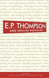 E. P. Thompson and English Radicalism