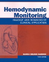 Hemodynamic Monitoring | Gloria Oblouk Darovic |