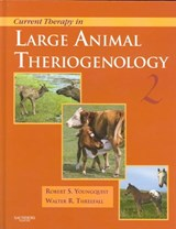 Current Therapy in Large Animal Theriogenology | Robert S. Youngquist |