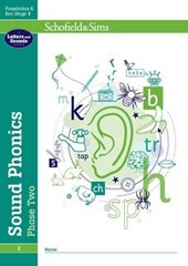 Sound Phonics Phase Two: EYFS/KS1, Ages 4-6 | Carol Matchett |