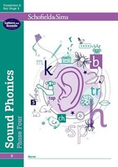 Sound Phonics Phase Four: EYFS/KS1, Ages 4-6