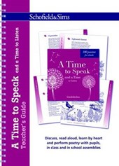 Time to Speak and a Time to Listen Teacher's Guide