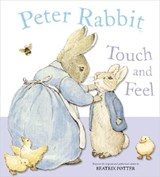 Peter Rabbit Touch And Feel Book | Beatrix Potter |