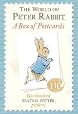 World of peter rabbit: a box of postcards | Beatrix Potter |