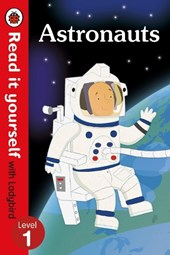 Read it yourself with ladybird: level 1 Astronauts