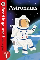 Read it yourself with ladybird: level 1 Astronauts |  |